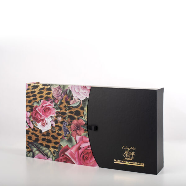 Caja Tigre Flores