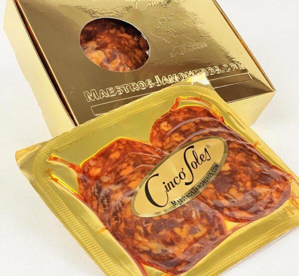 Minibox chorizo calidad 1