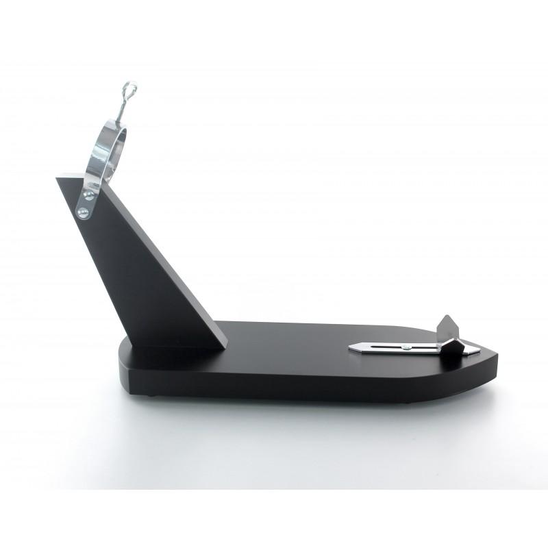 soporte jamonero modelo Basico Negro PRM3
